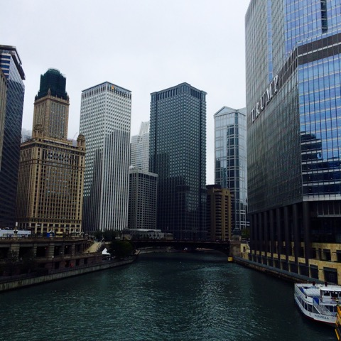 chicago water tour