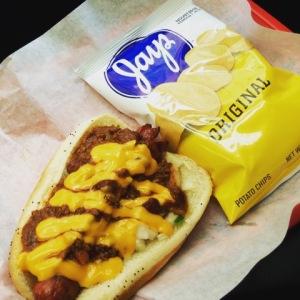 hotdog chicago