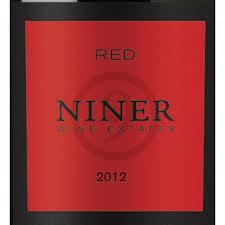 niner red blend